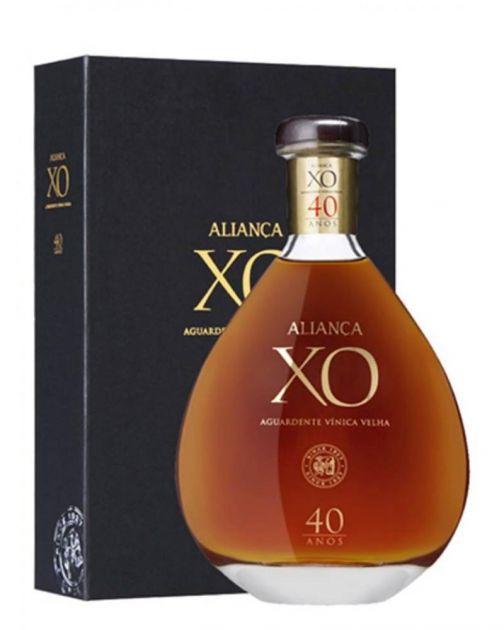 AGUARDENTE ALIANÇA XO 40 ANOS - 700 ML