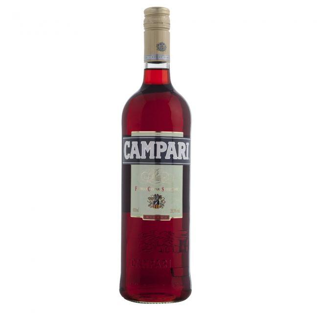 APERITIVO CAMPARI BITTER - 900 ML