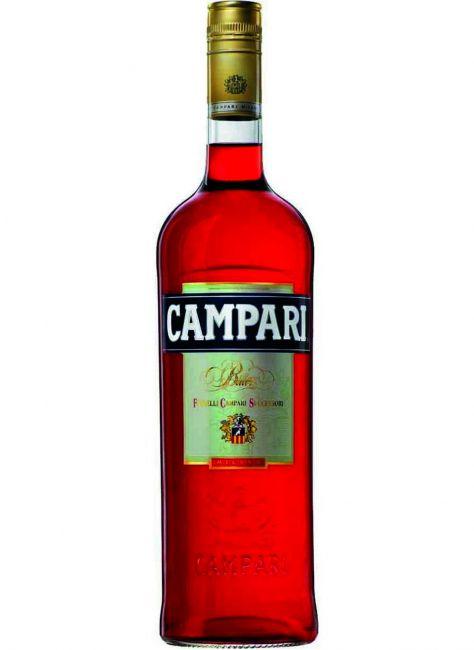 APERITIVO CAMPARI ITALIANO BITTER 750ML