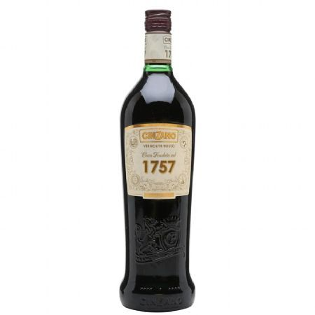 APERITIVO CINZANO ROSSO 1757 1L
