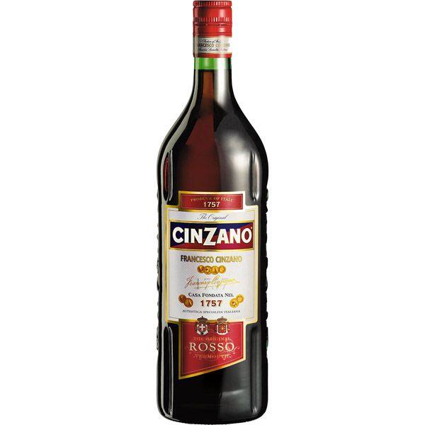 APERITIVO VERMOUTH CINZANO ROSSO 950ML