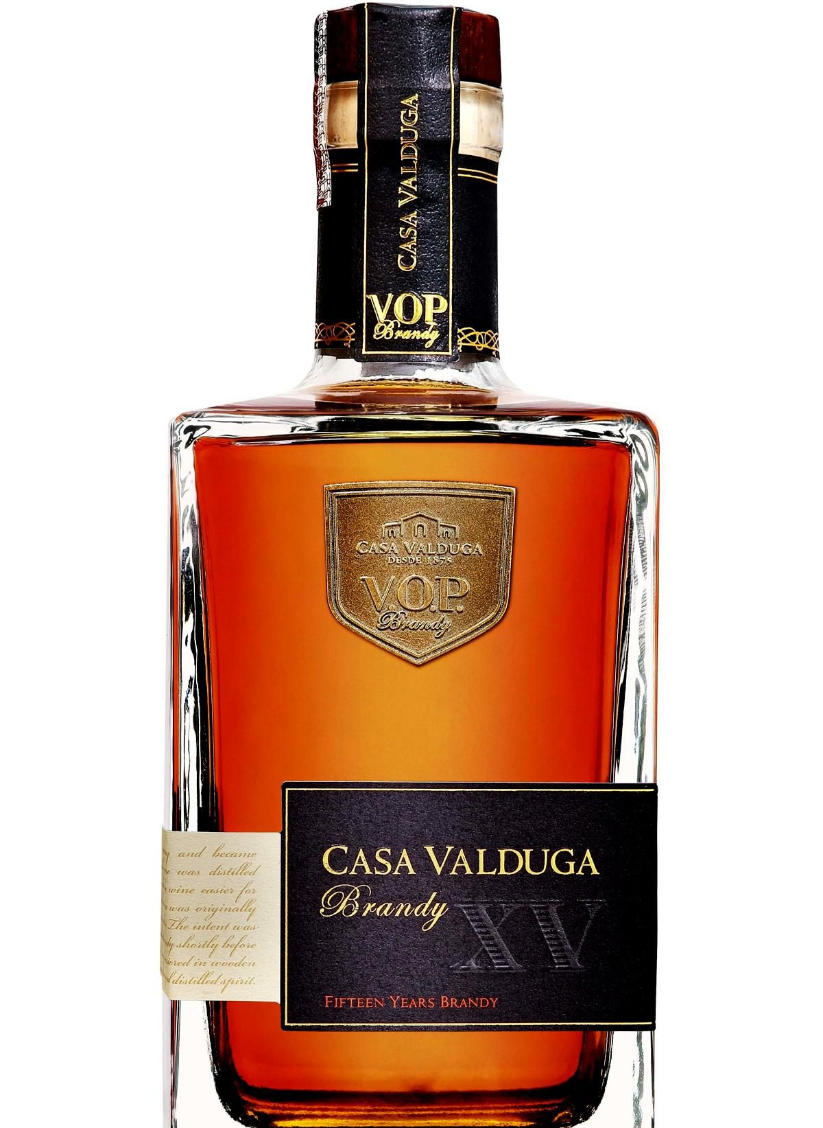 BRANDY CASA VALDUGA XV VOP 750 ML