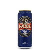 CERVEJA FAXE ROYAL EXPORT 5.6% - 500 ML (LATA)