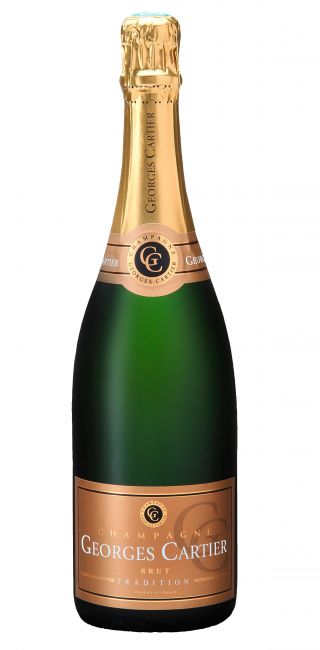 CHAMPAGNE  GEORGES CARTIER 750ML