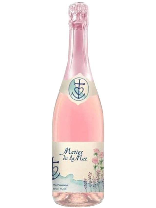 ESPUMANTE MARIES DE LA MER ROSE 750ML