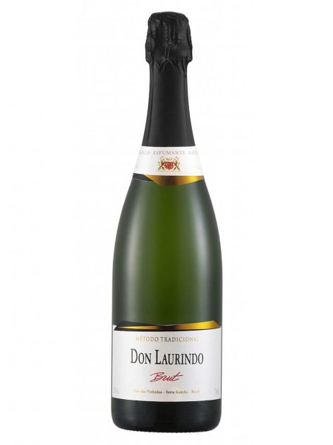 ESPUMANTE GENEROSO DON LAURINDO BRUT 750ML