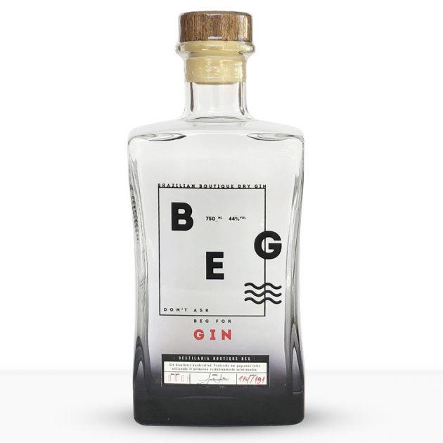 GIN DRY BEG 750ML