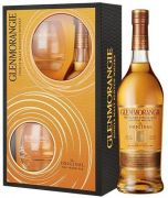 KIT - Single Malt Glenmorangie 10 anos 750 ml com 2 copos