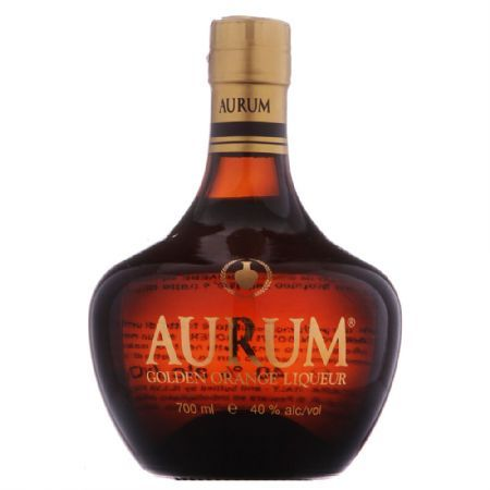 LICOR AURUM GOLDEN LARANJA 700ML