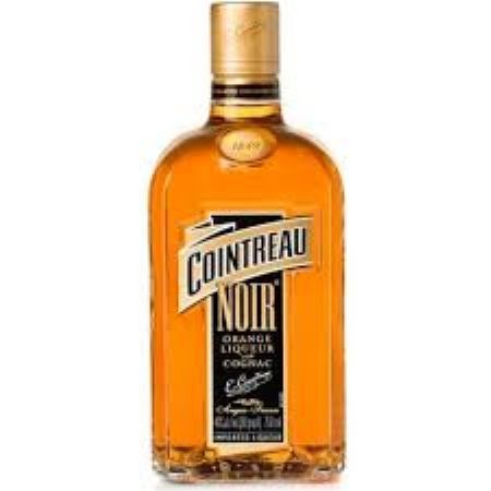LICOR COINTREAU NOIR FRANCES  750ML
