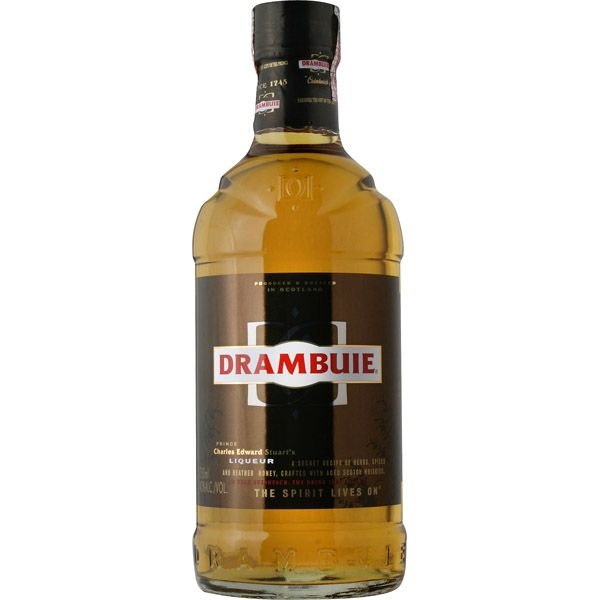 LICOR DRAMBUIE 750ML
