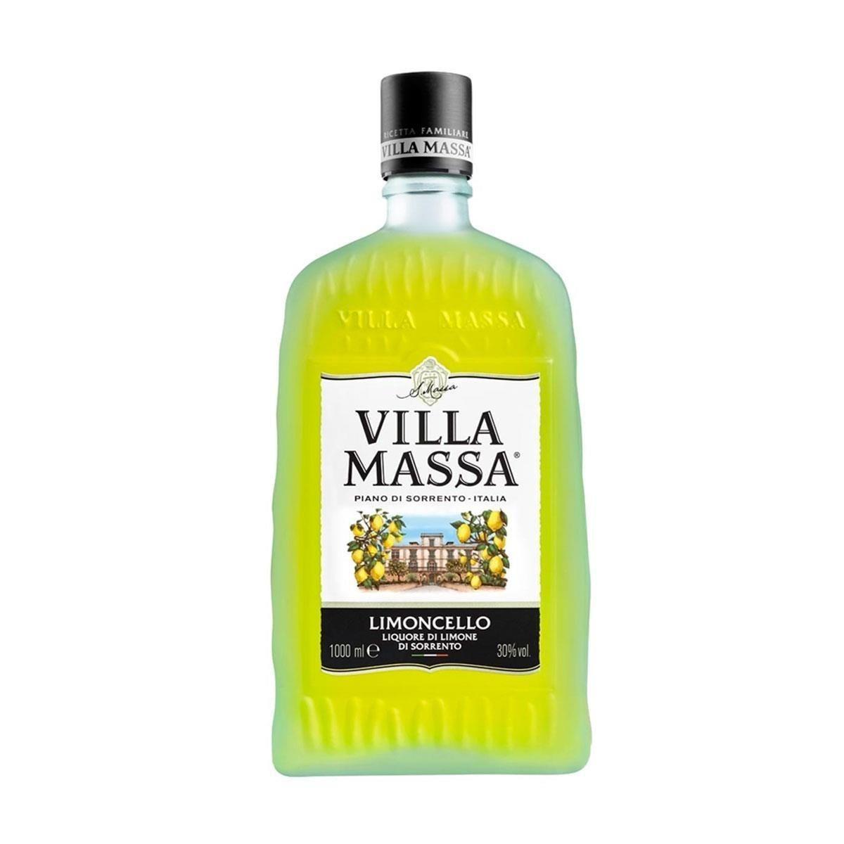 LICOR LIMONCELLO VILLA MASSA 700ML