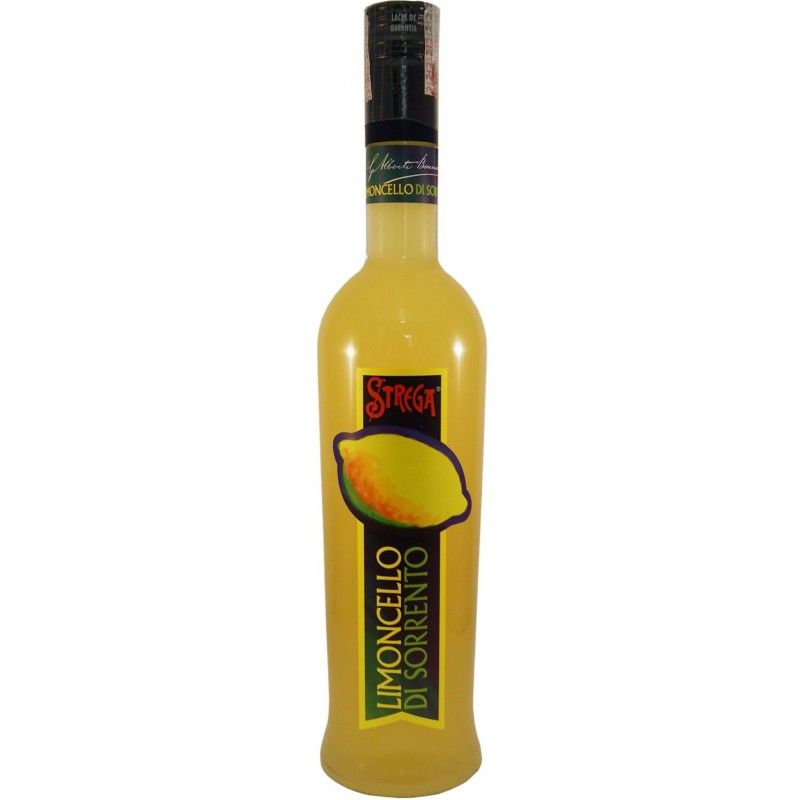 LICOR LIMONCELO STREGA 700ML