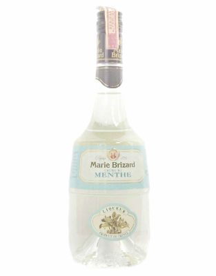 LICOR M BRIZARD MENTA BRANC 700ML