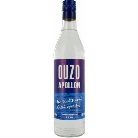 LICOR OUZO APOLLON TRADICIONAL 700ML