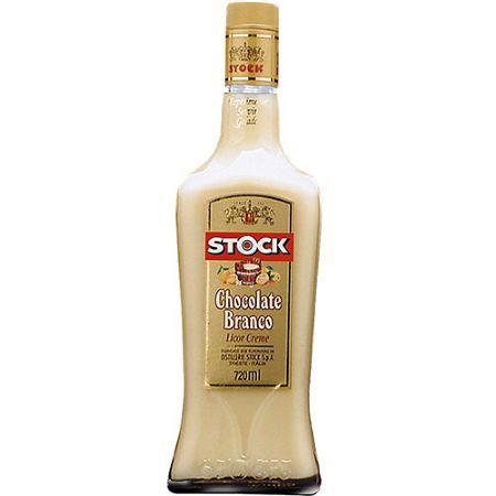 LICOR STOCK CHOCOLATE BRANCO - 720ML