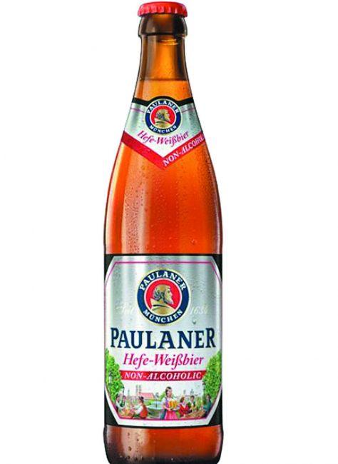 CERVEJA PAULANER HEFE WEISSBIER 500 ML