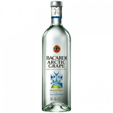 RUM BACARDI ARCTIC GRAPE 750ML