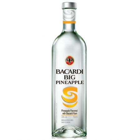 RUM BACARDI BIG PINEAPPLE 750ML