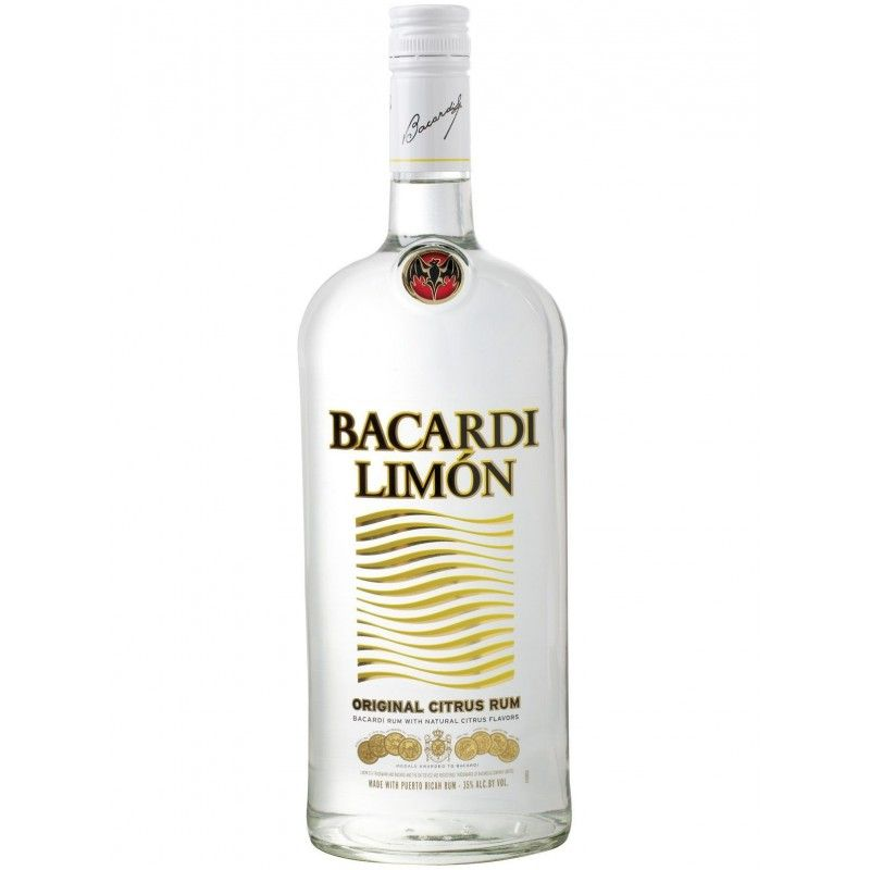 RUM BACARDI LIMON 750ML