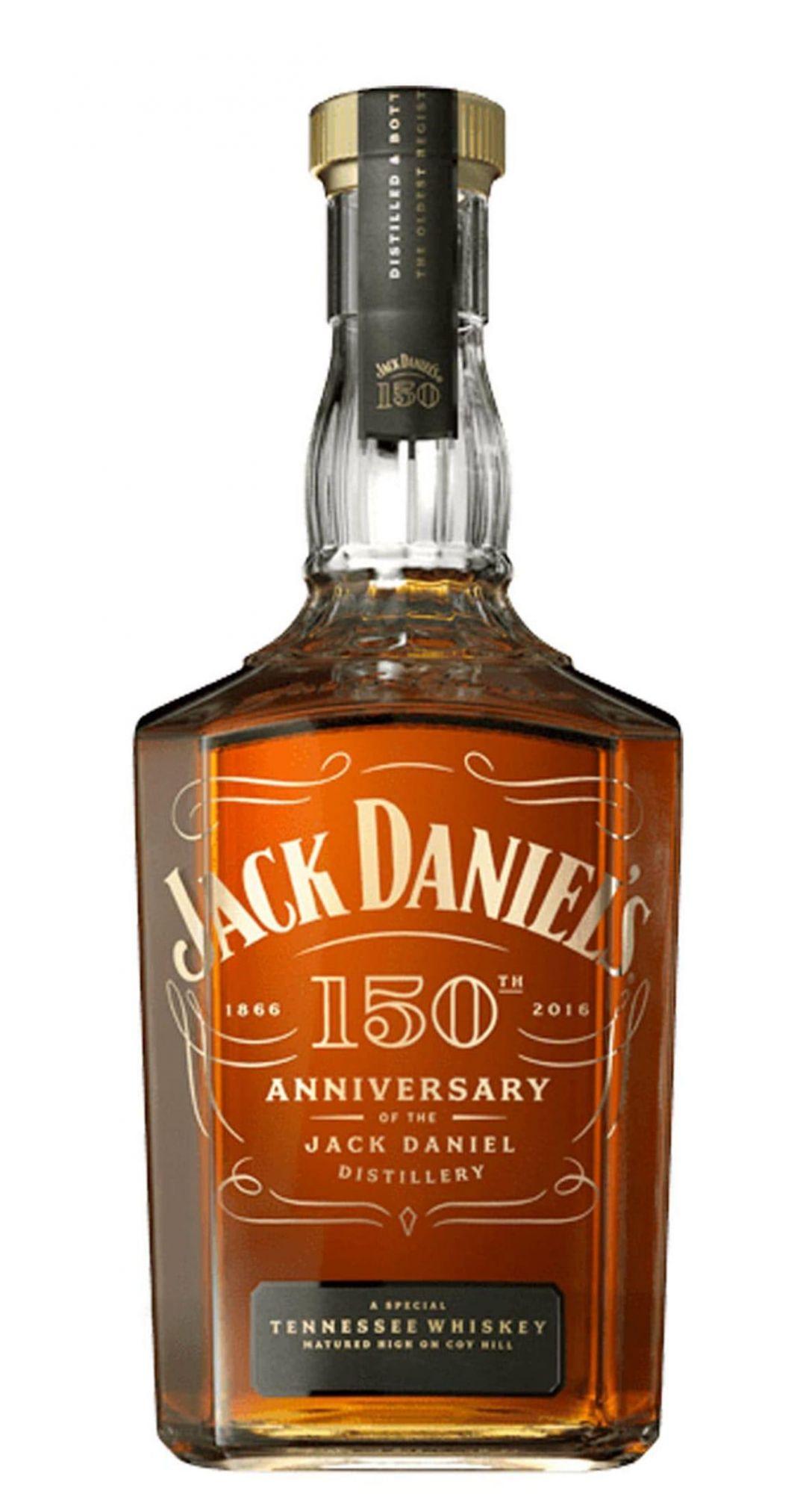 WHISKY  JACK DANIELS 150 ANOS PREMIUM 1L