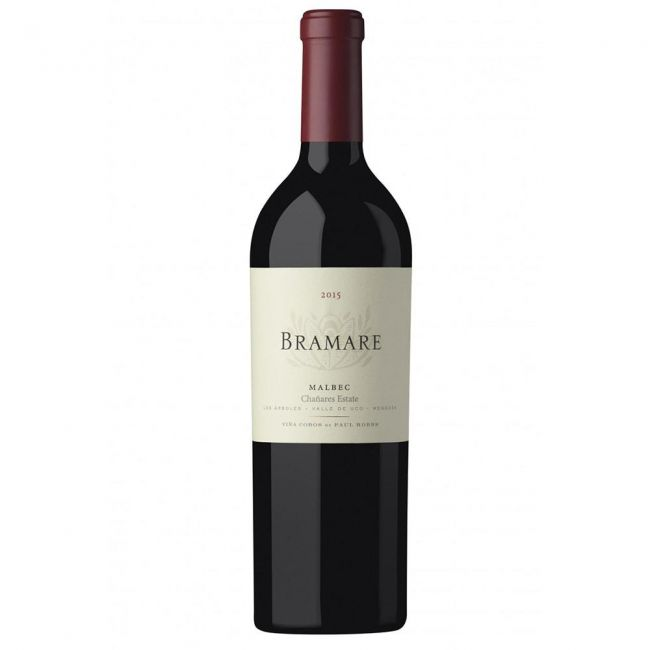 VINHO BRAMARE CHANARES ESTATE MALBEC 750ML