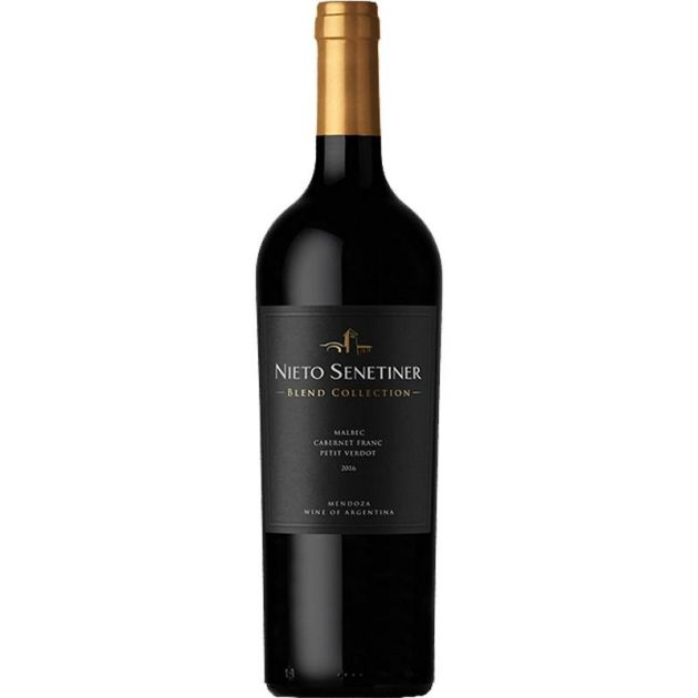VINHO NIETO SENETINE BLEND MAL/CABERN/ PET 750ML