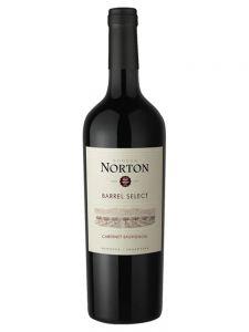 VINHO NORTON BARREL SELECT CABERNET 750ML