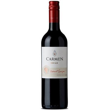 VINHO CARMEN CABERNET S CLASSIC 750ML