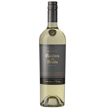 VINHO CASILLERO D DEV COLLECT BRANCO  750ML
