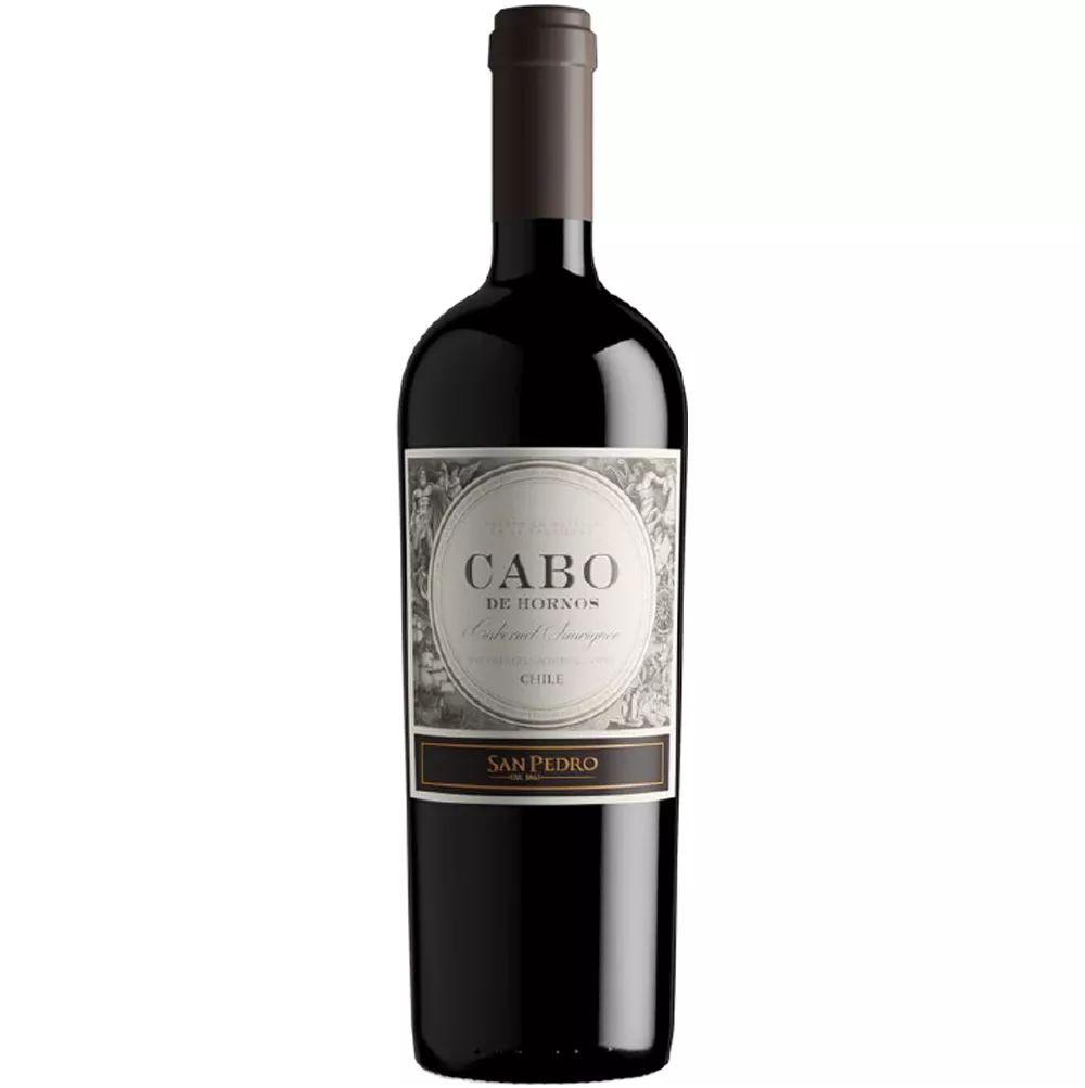VINHO CABO DE HORNOS CABERNET SAUVIGNON - 750ML