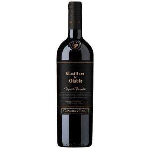 VINHO CASILLERO DIABLO RESERV PRIVADA CAB SAUVIGNON 750ML