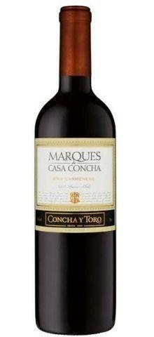 VINHO MARQ DE CASA CONCHA CAB SAUVIGNON 750ML