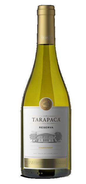 VINHO TARAPACA CHARDONNAY RESERVA 750ML