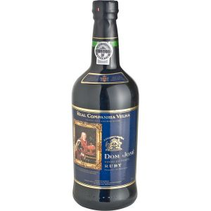 VINHO DOM JOSE RUBY TINTO 750ML