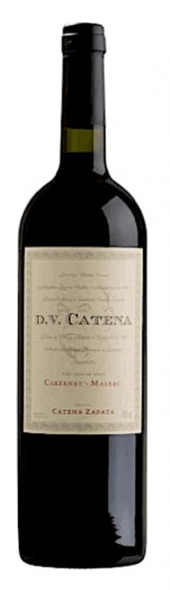 VINHO DV CATENA CABERNET MALBEC 750ML