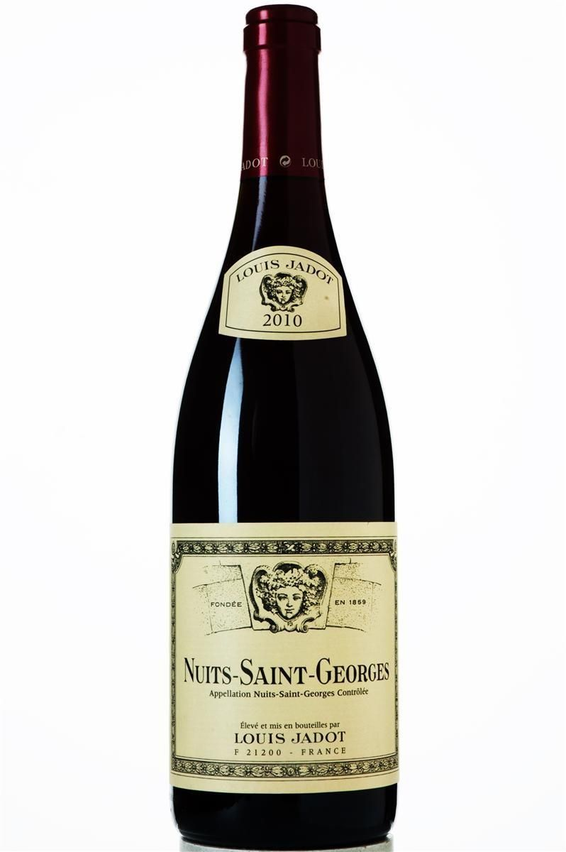 VINHO NUITS SAINT GEORGES  LOUIS JADOT 750ML