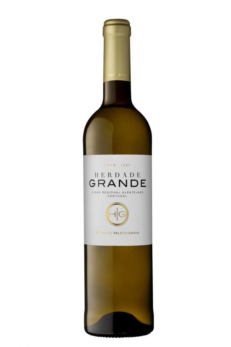 VINHO HERDADE GRANDE BRANCO 750 ML