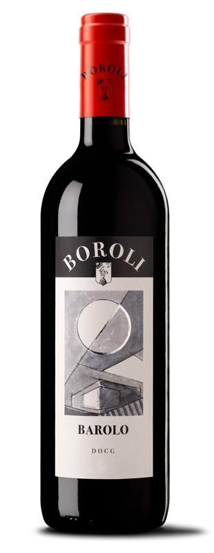 VINHO BAROLO BOROLI 750ML
