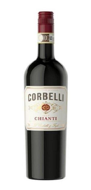 VINHO CORBELLI CHIANTI 750ML