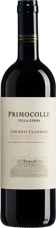 VINHO VILLA CERNA PRIMOCOLLE CHIANTI CLASSICO 750ML