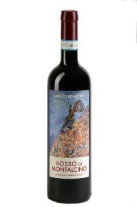 VINHO ROSSO MONTALCINO ROMITORIO 750ML