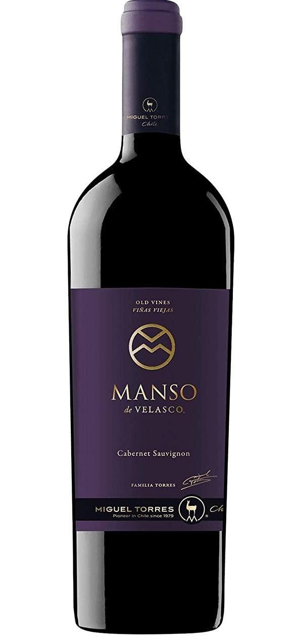 VINHO MANSO DE VELASCO CABERNET SAUVIGNON 750ML
