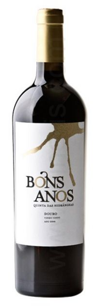 VINHO BONS ANOS DOURO TINTO 750 ML