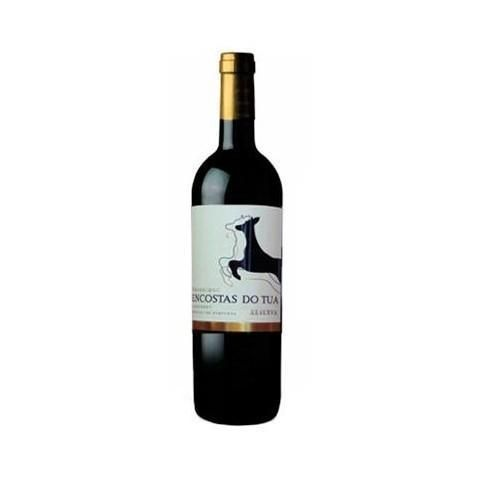 VINHO ENCOSTA DO TUA RESERV TINTO 750ML