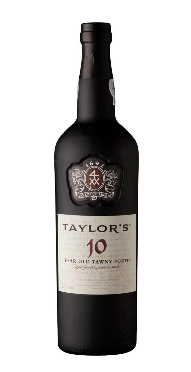 VINHO TAYLORS TAWNY 10 ANOS 750ML