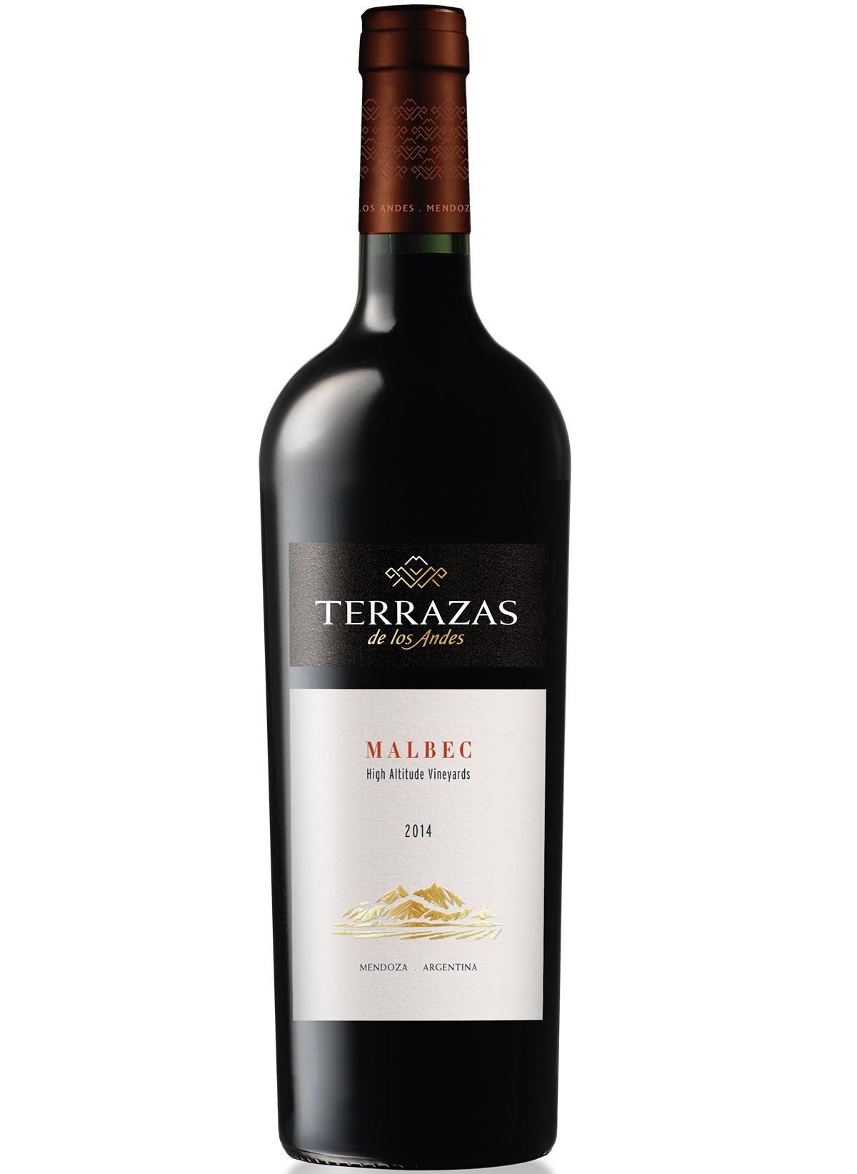 VINHO TERRAZAS RES MALBEC 750ML