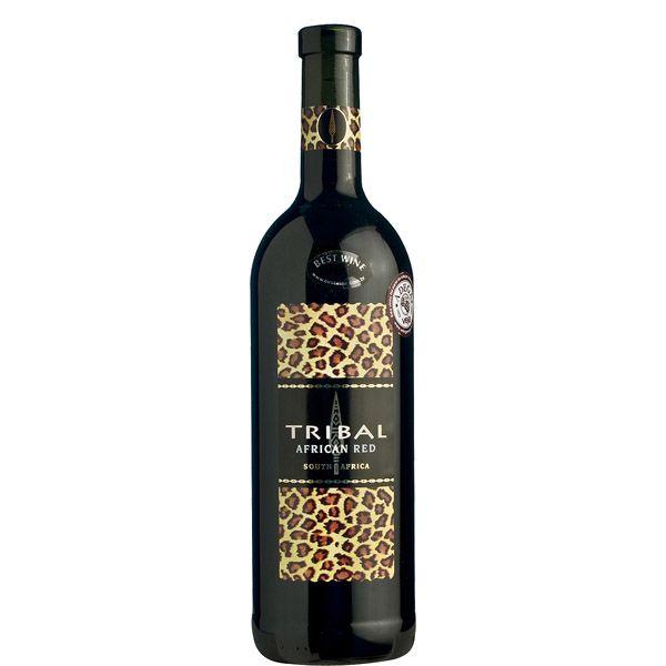 VINHO TINTO TRIBAL AFRICAN RED 750ML