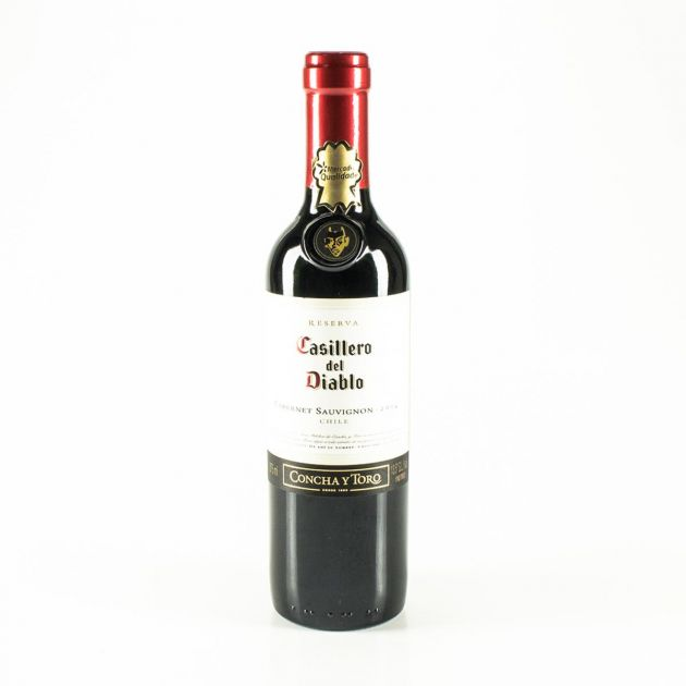 VINHO TINTO  CASILLERO DIABLO CABERNET RESERVA 750ML