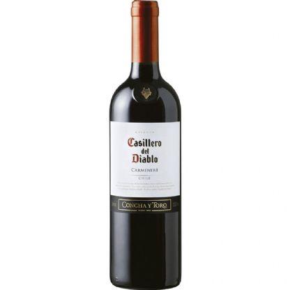 VINHO TINTO  CASILLERO DIABLO CARMENERE 750ML